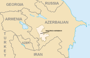 Location_Nagorno-Karabakh