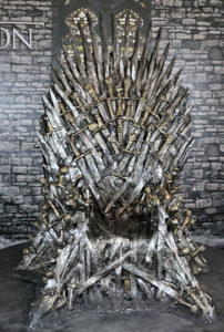 Poznań_Pyrkon_2015_Game_of_Thrones_The_Throne