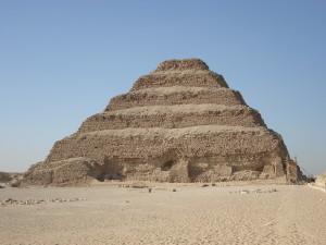 Пирамида Джосера. Фото: Buyoof, Wikipedia