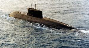 """Минобороны США. Иранская субмарина класса """"Кило"""""""
