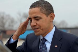 Барак Обама. Фото: П.Суза