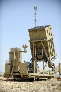 """""""Железный купол"""".Photo: IDF Spokepersons"""
