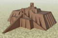 Зиккурат Ура. Фото: Wikipedia