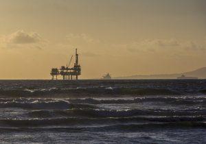 Нефтегазовая платформа