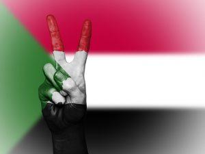 Суданский флаг. Pixabay.com