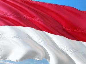 Флаг Индонезии. Pixabay.com