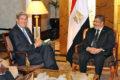 Мухаммад Мурси на встрече с Джоном Керри. Фото: пресс-служба Госдепартамента