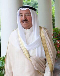 Эмир Кувейта Сабах IV. Фото: пресс-служба Белого дома