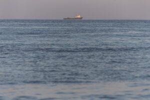 Судно в море. Фото: Pixabay.com