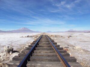 Железная дорога. Фото: Pixabay.com
