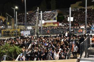Собравшиеся на праздник. Фото пресс-службы полиции